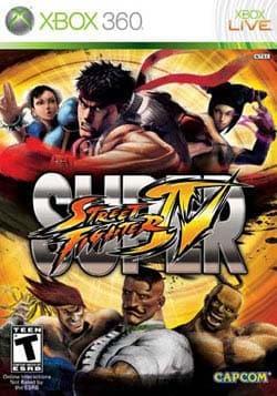 Xbox 360 - Super Street Fighter IV