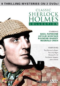 Classic Sherlock Holmes Collection (DVD)