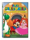 Super Mario World: Koopas Stone Age Quests (DVD)