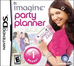 NinDS - Imagine: Party Planner