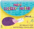 Mini Locker Notes (Cards)