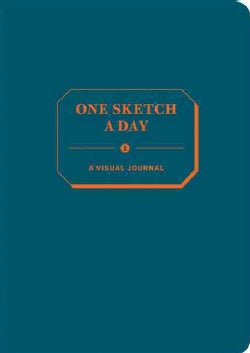 One Sketch a Day: A Visual Journal (Notebook / blank book)