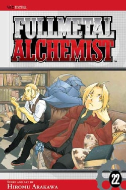 Fullmetal Alchemist 22 (Paperback)