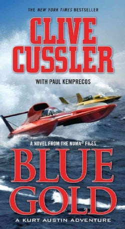 Blue Gold: A Novel from the Numa Files (Paperback)