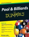 Pool & Billiards for Dummies (Paperback)