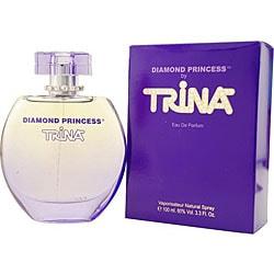 Trina 'Diamond Princess' Women's 3.3-ounce Eau de Parfum Spray