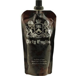 Juicy Couture 'Dirty English' Men's 6.7-ounce Shower Gel