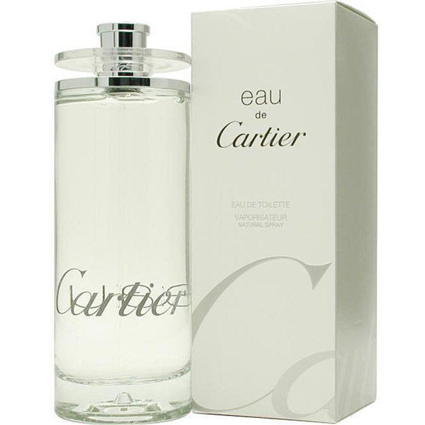 Cartier Eau de Cartier 1.6-ounce Eau de Toilette Spray