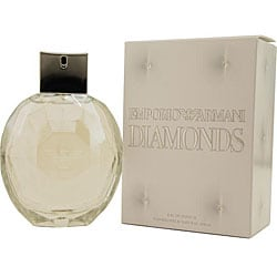 Emporio Armani 'Diamonds' Women's 1.7-ounce Eau de Parfum Spray