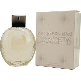 Emporio Armani Diamonds Women's 1.7-ounce Eau de Parfum Spray