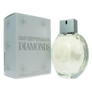 Emporio Armani Diamonds Women's 3.4-ounce Eau de Parfum Spray