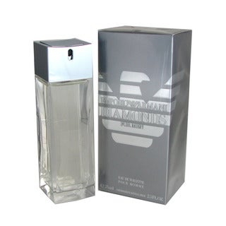 Giorgio Armani 'Emporio Armani Diamonds' Men's 2.5-ounce Eau de Toilette Spray