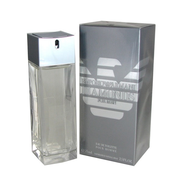 Giorgio Armani Emporio Armani Diamonds Men's 2.5-ounce Eau de Toilette Spray