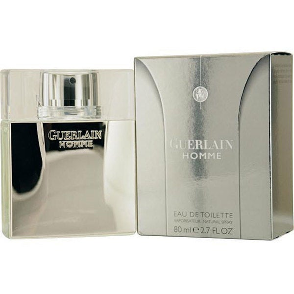 Guerlain Homme Men's Fragrance 2.7-ounce Eau de Toilette Spray