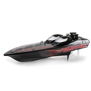 New Bright 23-inch FF 9.6-volt RC Fountain Boat