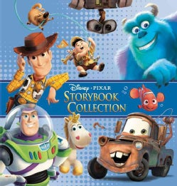 Disney Pixar Storybook Collection (Hardcover)