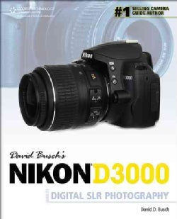 David Busch's Nikon D3000 Guide to Digital SLR Photography (Paperback)