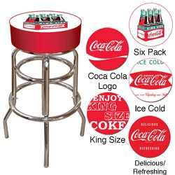 Coca Cola Collectible Bar Stool