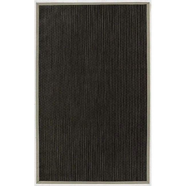 PVC Outdoor Brown Rugs (6' x 9')