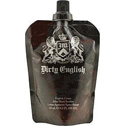 Juicy Couture 'Dirty English' Men's 4.2-ounce Aftershave Soother