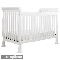 DaVinci Reagan 4-in-1 Convertible Crib with Toddler Rail