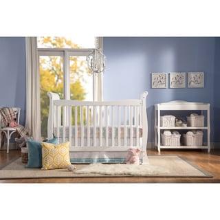 DaVinci Reagan 4-in-1 Convertible Crib with Toddler Rail