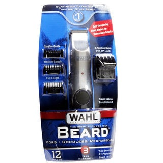 Wahl Rechargeable Cord/ Cordless Beard Trimmer