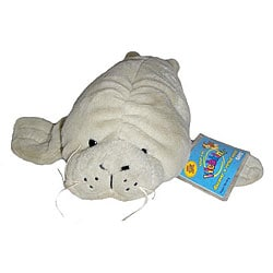 Webkinz Manatee and Cards Set