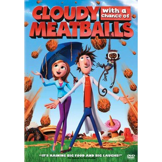 Cloudy with a Chance of Meatballs (DVD)