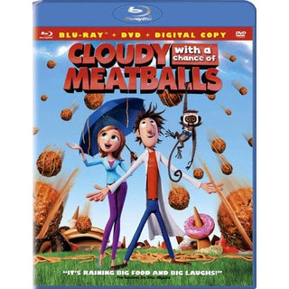 Cloudy with a Chance of Meatballs (Blu-ray/DVD)