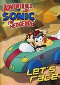 Adventures Of Sonic The Hedgehog: Let's Race (DVD)
