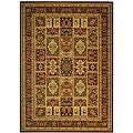 Safavieh Lyndhurst Collection Isfan Red/ Multi Rug (6' x 9')