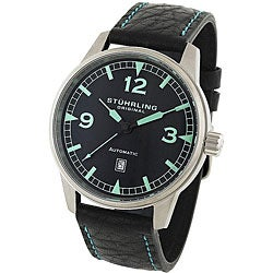 Stuhrling Original Men's Tuskegee Stainless Steel Automatic Watch