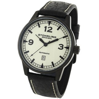Stuhrling Original Men's Tuskegee 22-Jewel Automatic Watch