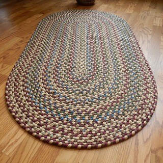 Jefferson Indoor/Outdoor Braided Rug (2'3