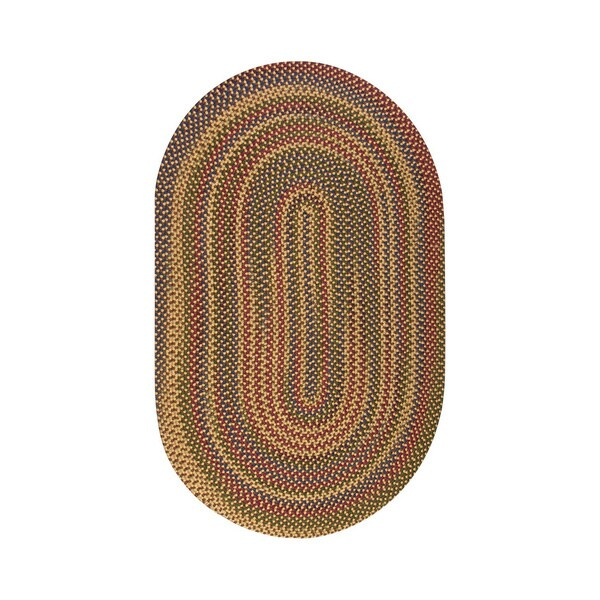 Monticello Indoor / Outdoor Braided Rug (3'6 x 5'8)