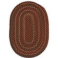 Jefferson Indoor/Outdoor Braided Country Oval Rug (2'3