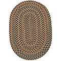 Jefferson Indoor/Outdoor Braided Oval-Shaped Rug (2'3