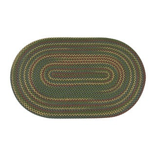 Monticello Indoor / Outdoor Braided Rug (2'3 x 4')