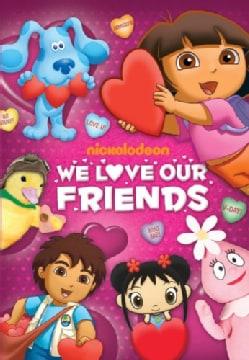 Nick Jr Favorites: We Love Our Friends (DVD)