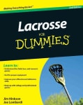 Lacrosse for Dummies (Paperback)