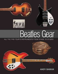 Beatles Gear (Hardcover)