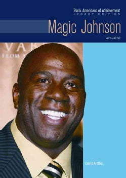 Magic Johnson: Athlete (Hardcover)