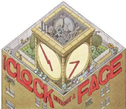 The Clock Without a Face (Board book)
