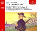 The Innocence of Father Brown (CD-Audio)