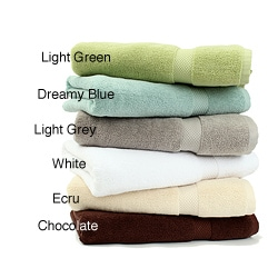 Pure Fiber Organic Comb Cotton 3-piece Towels