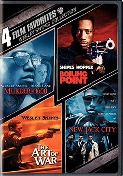 4 Film Favorites: Wesley Snipes (DVD)