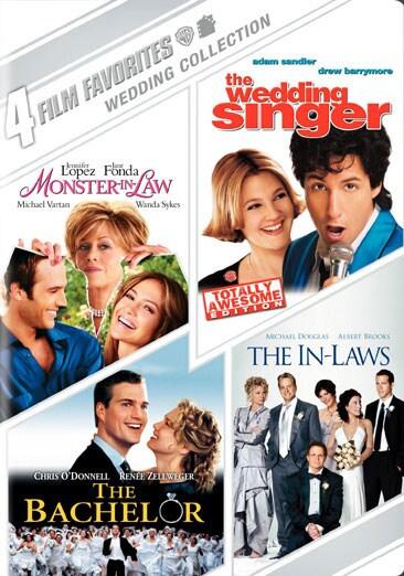 4 Film Favorites: Wedding Collection (DVD)