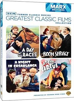 TCM Greatest Classic Films: Marx Brothers (DVD)
