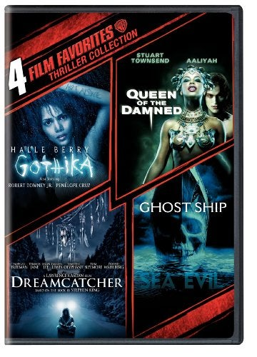 4 Film Favorites: Thriller Collection (DVD)